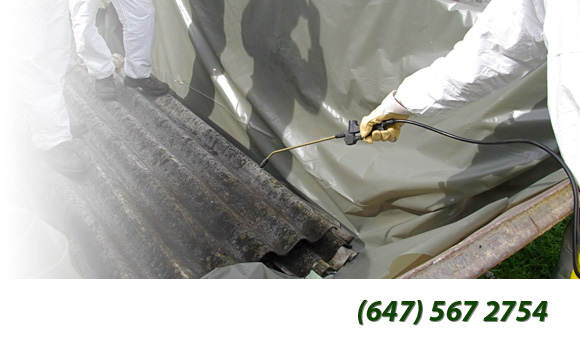 Asbestos Abatement Removal